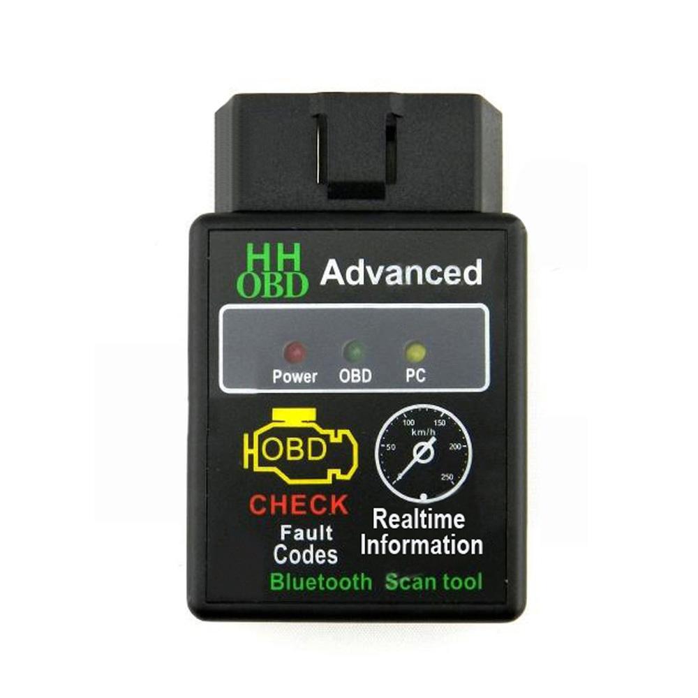 Generic Mini ELM327 Bluetooth V2 1 OBD2 Car CAN Wireless