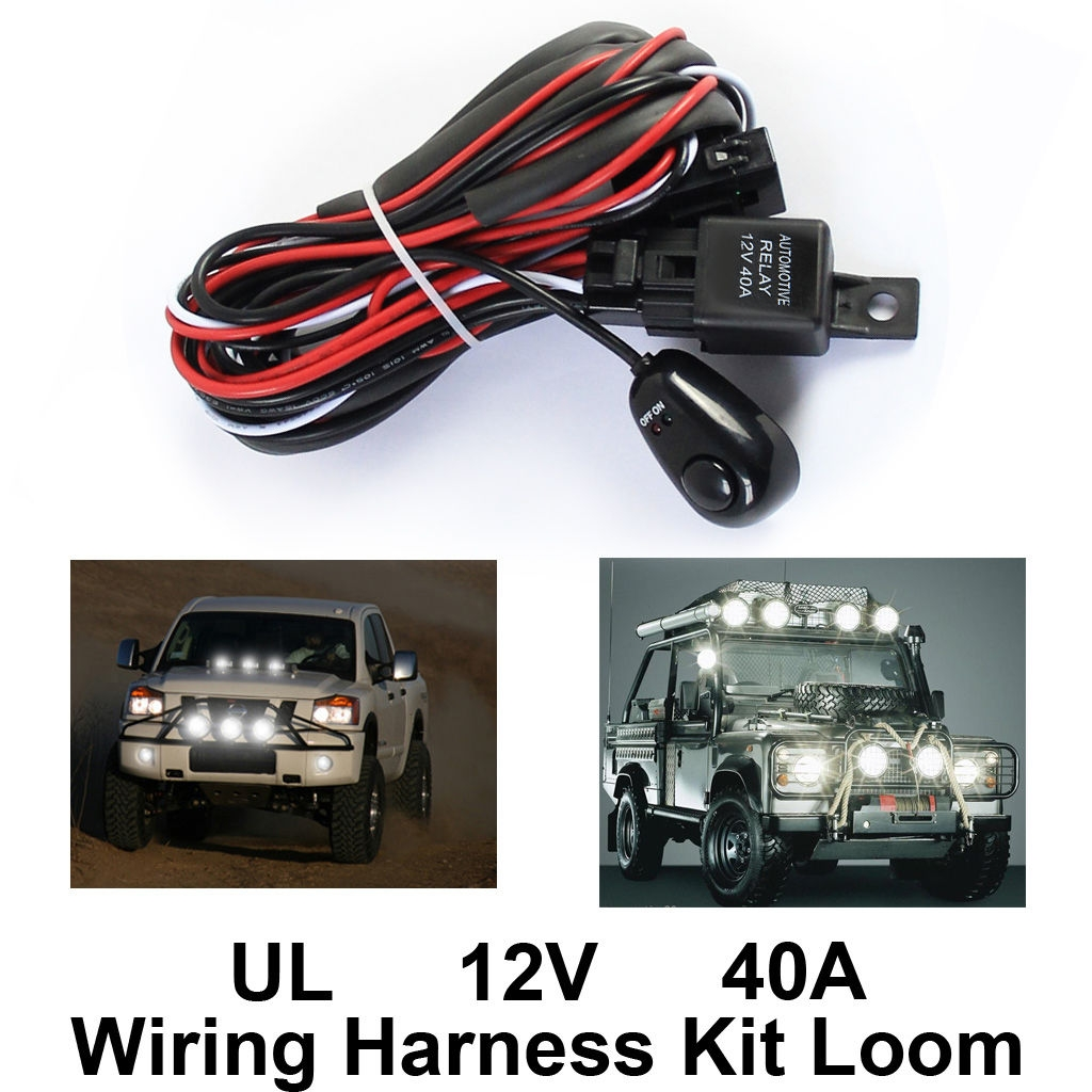 generic relay switch control wiring harness - colormix ... turn signal ke light wiring diagram ke light wiring harness #12