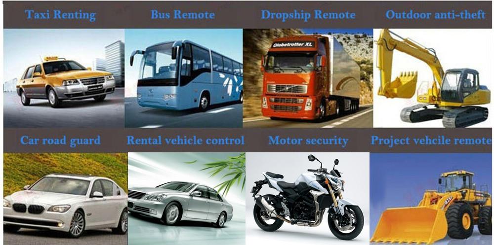TK103B GPS SMS GPRS Car Vehicle Tracker Locator Anti-theft Alarm SD SIM Card with Remote Control