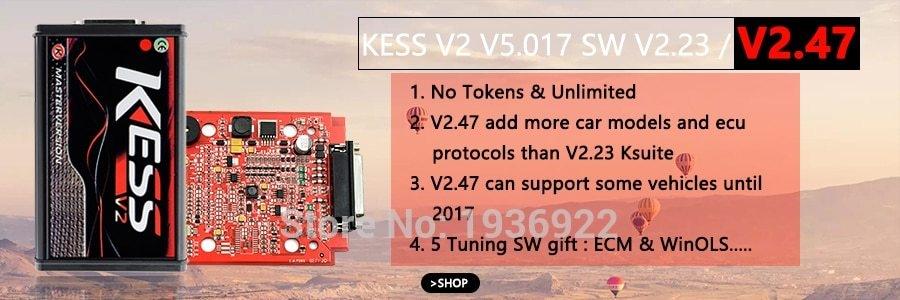 Generic A+ V10 93 With Programming Car Prog 8 21 & V10 05