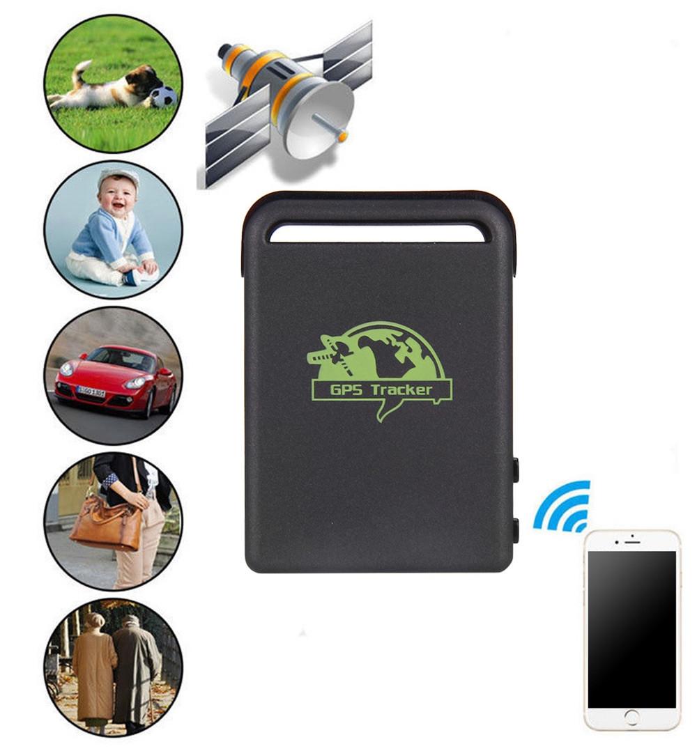 TK102B Car Vehicle GPS GSM GPRS Tracker Locator SOS Over-speed Alarm