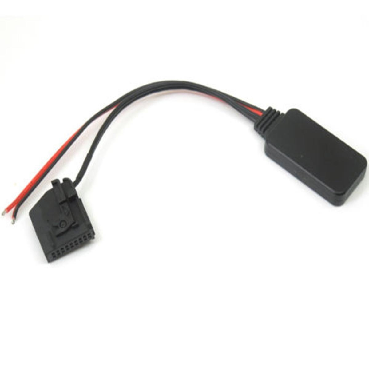 Buy Generic Bluetooth Adapter Aux Cable For Mercedes Comand 20 Aps Wiring Connectors Image