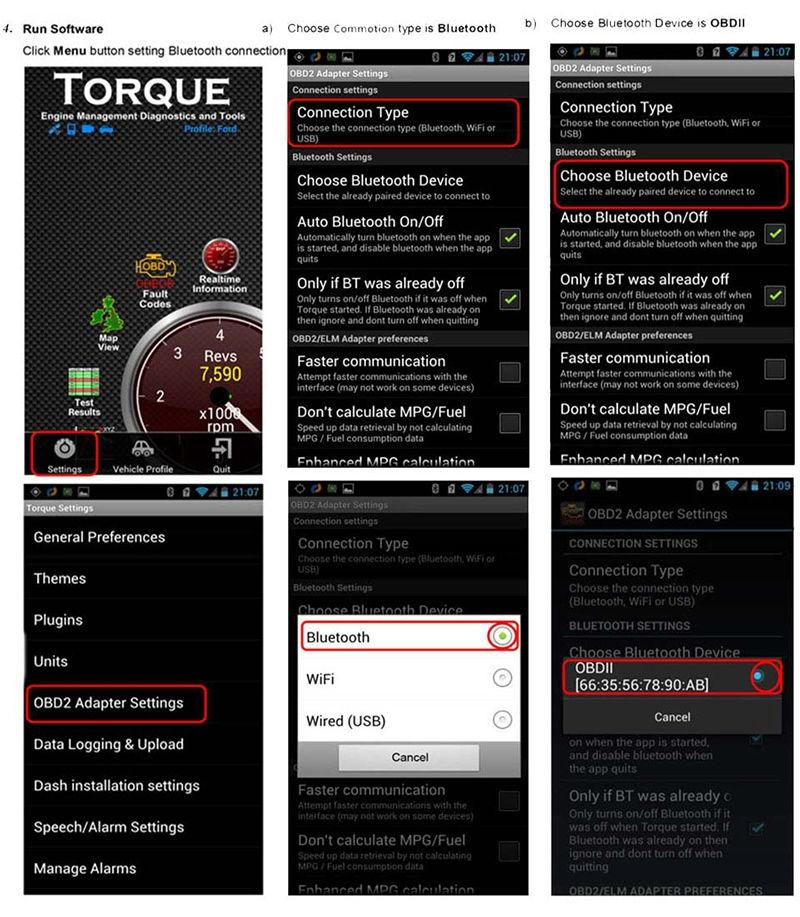 torque app for windows xp