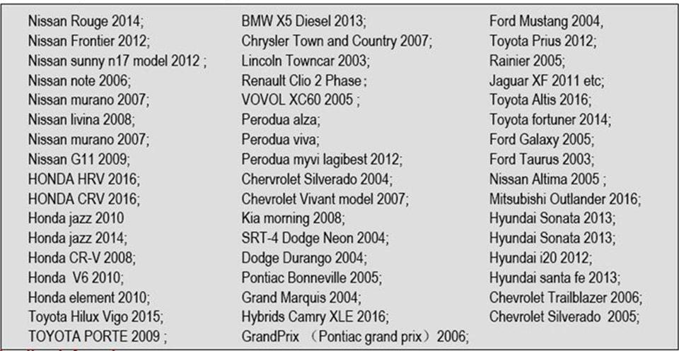 Generic New TFT HD Car Hud OBD Head Up Display Digital Speed
