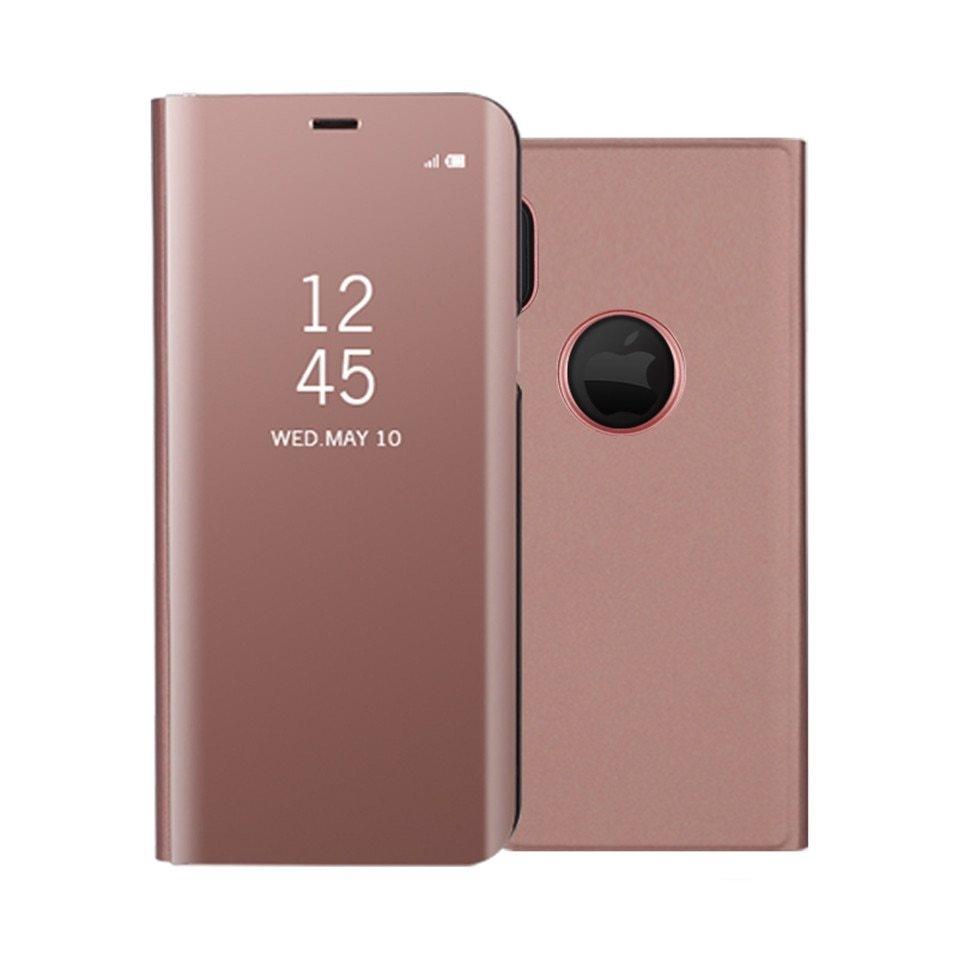 Luxury Mirror cases for iphone 6 6s 7 8 Plus X 17