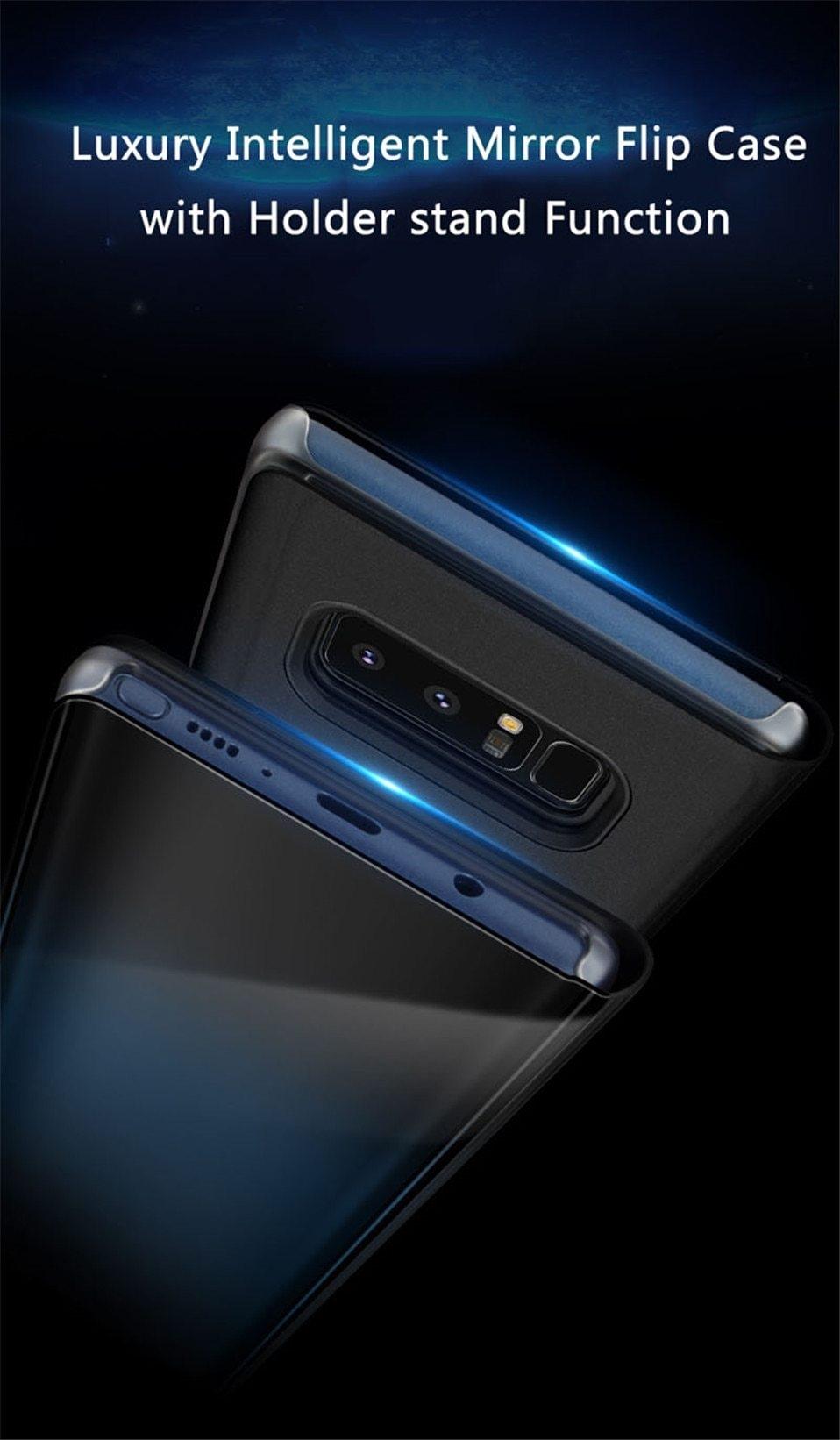 Luxury Mirror cases for iphone 6 6s 7 8 Plus X 01