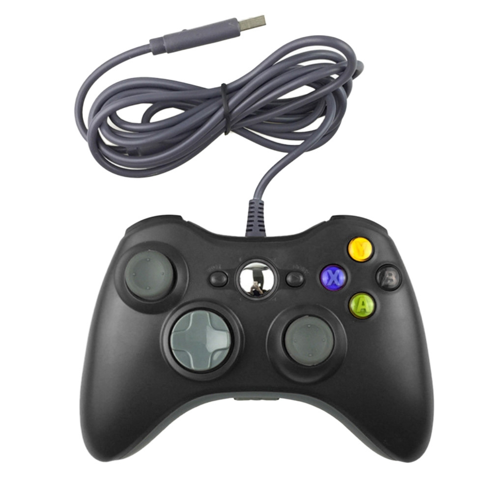 Generic USB Wired Gamepad For Xbox 360 Controller Joystick