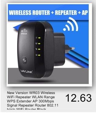 Generic Xiaomi 3C Mi Wifi Repeater 300Mbps 2 4GHz Wireless Router