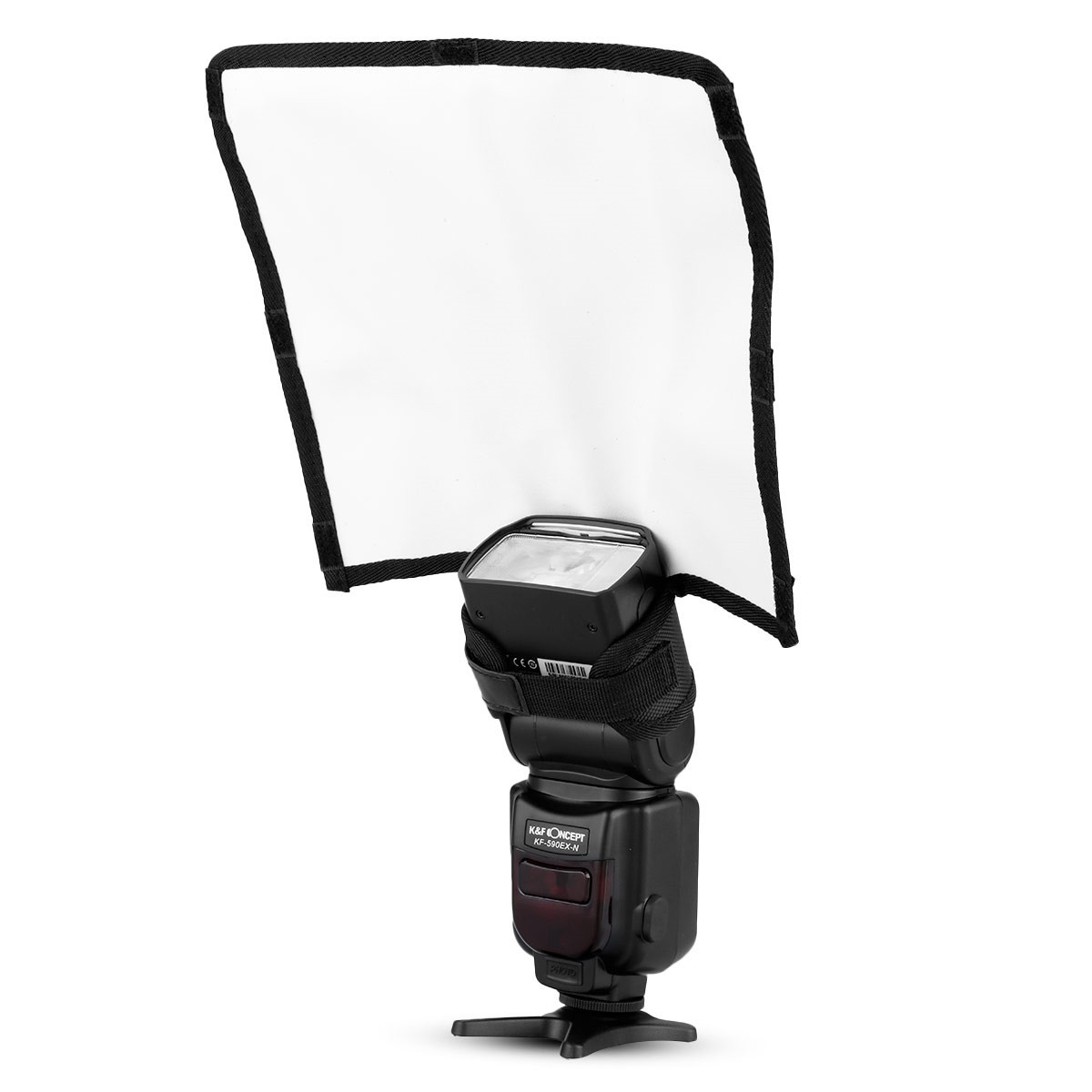 Buy Generic Flash Reflector Board Beam Light Tube Black Best Universal Diffuser 1 X Foldable Snoot Gobo Lambency For Nikon Speedlite Sb 600 800 900 Canon 380ex 430ex 550ex 580ex Vivita