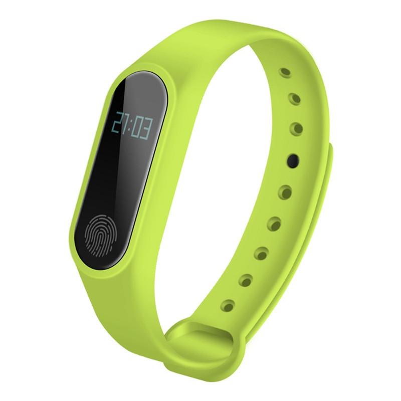 Generic M2 Wristband Heart Rate Monitor Bluetooth 4 0 Smart Band