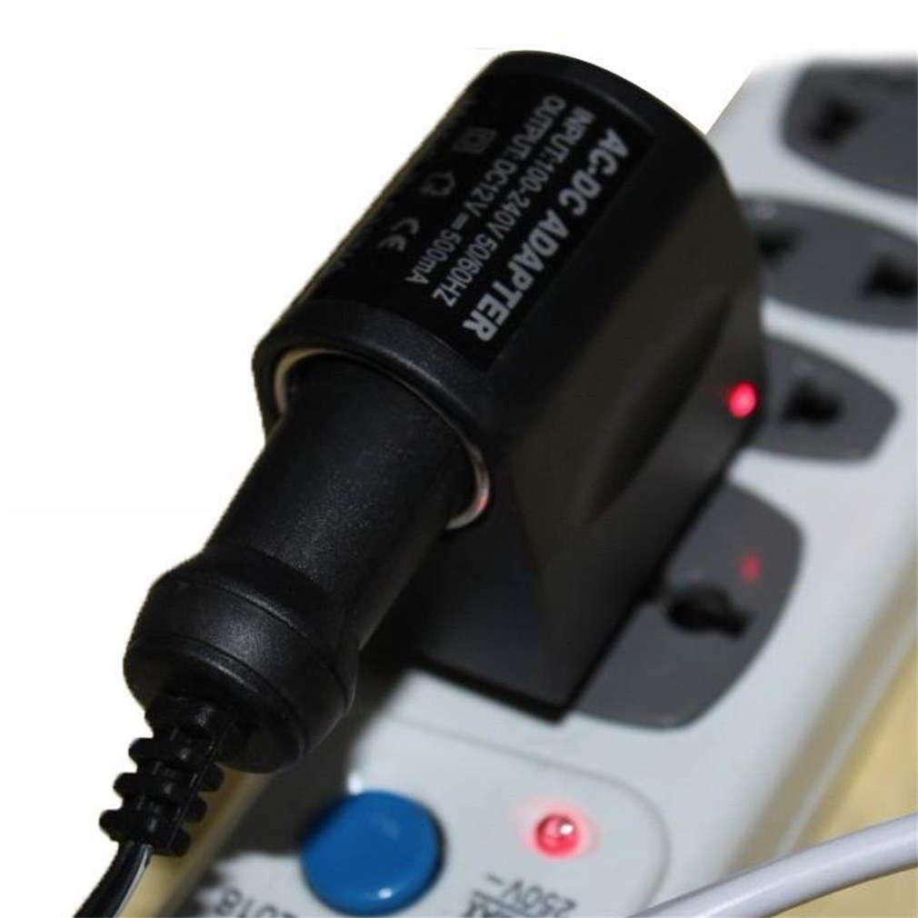 Generic Universal 110V-240V AC To 12V DC EU Car Power