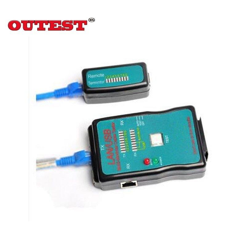 Generic USB LAN cable tester CT-168 network finder rj45 rj11