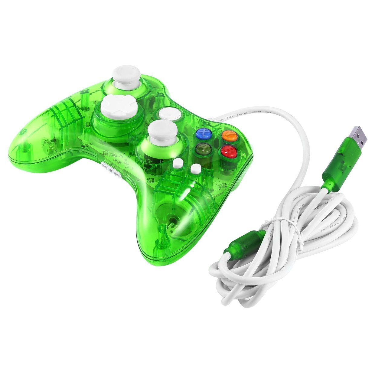 Wired Xbox One Controller Light Flashing: Generic OR USB Wired Game Controller for Xbox 360 Joypad Gamepad rh:jumia.co.ke,Design