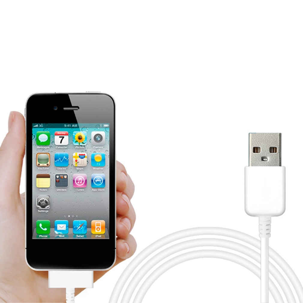 Buy Allwin USB Charger Sync Data Cable for iPad2 3 iPhone ...