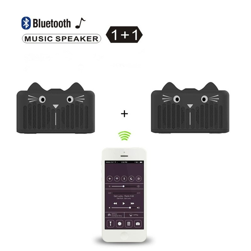 Generic Wireless Speakers Mini Bluetooth Speaker Portable