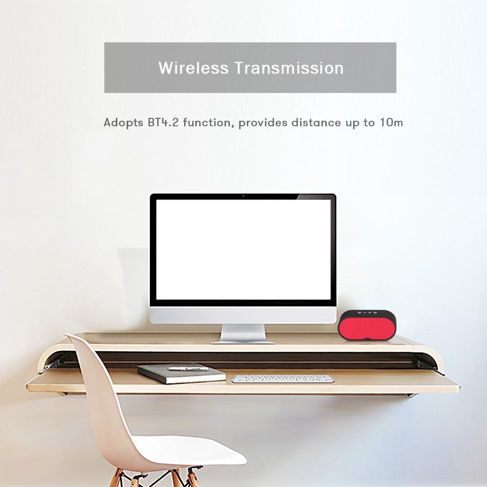 F3 Bluetooth Speaker Portable Wireless Player Linen Design