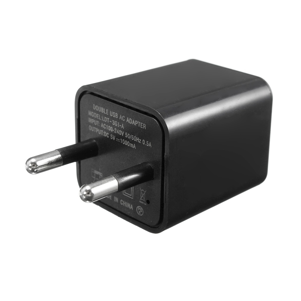 Generic Wall Charger GSM GPS Tracker Voice Activated Audio