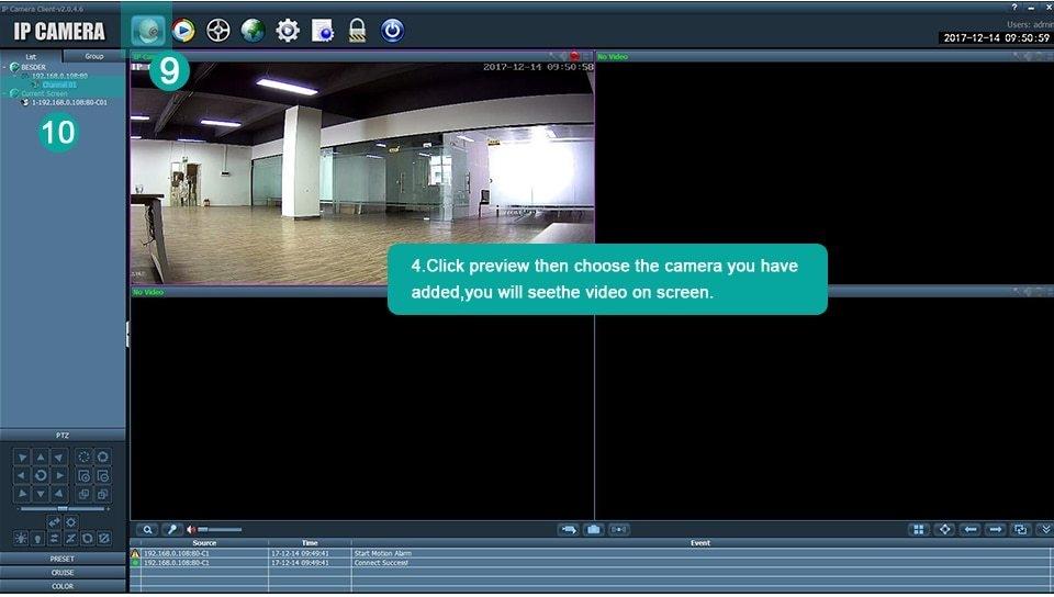 Generic HD 1080P IP Camera Outdoor WiFi Home Security Camera