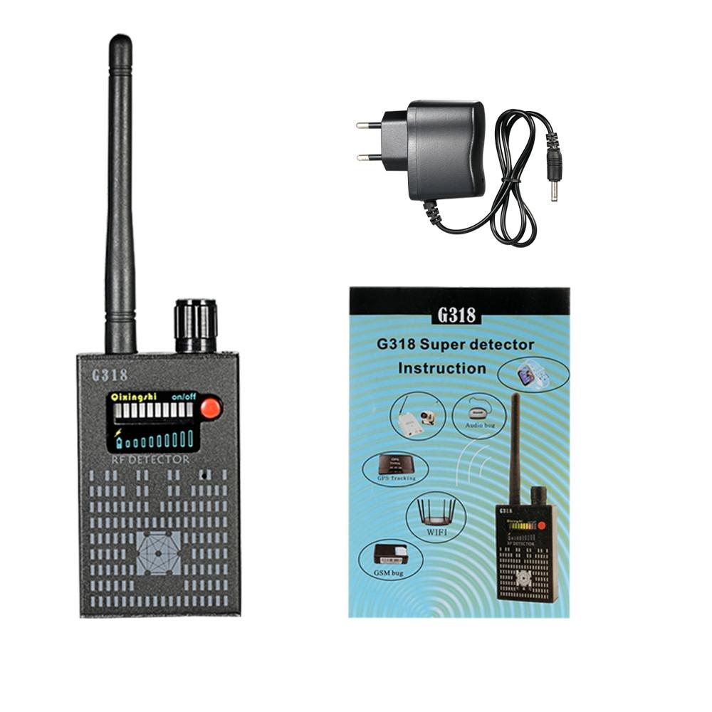 Generic Anti Wireless Camera Detector Gps Mobile Phone