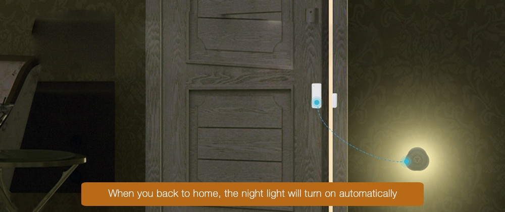 GS - S1 SIM Card Based GSM WiFi / GPRS / SMS Alarm System Home Security