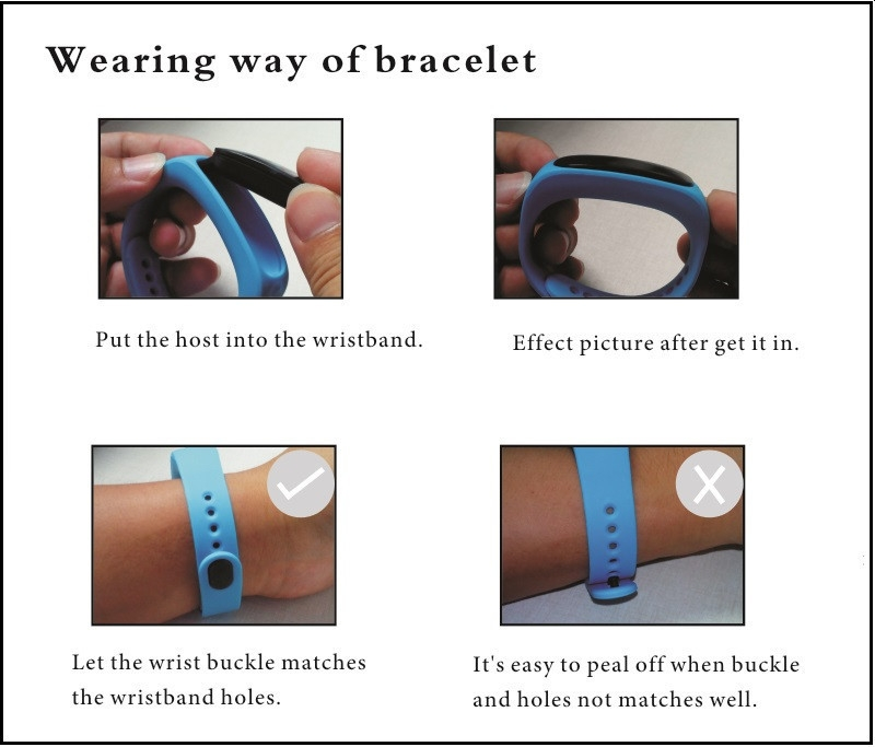 Sports Bracelet E02 Bluetooth Waterproof Wrist Watch For IOS Android Video Remote Lost Warning Bluetooth Wristband Smartband22