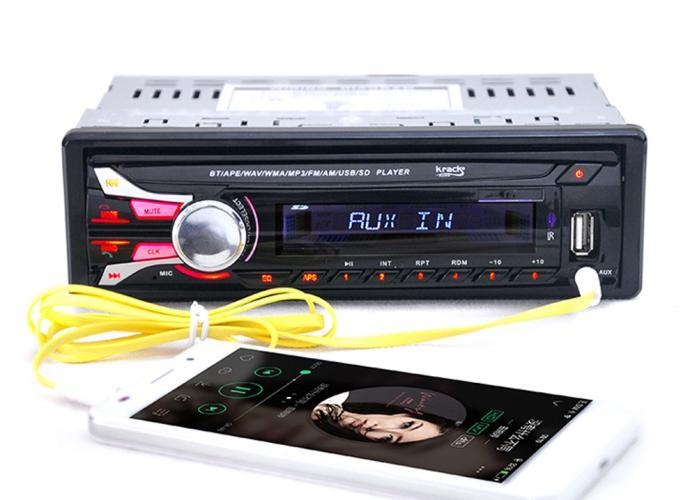 Buy Generic Jiuhap Store Bluetooth Car Stereo Audio In Dash Aux