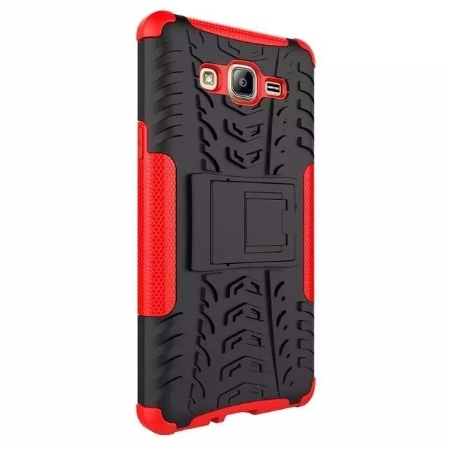 For Samsung On7 Case Luxury Hybrid TPU Shock Proof Silicone + Hard Case Cover For Samsung Galaxy On7 O7 G6000 Case Back Cover (3)