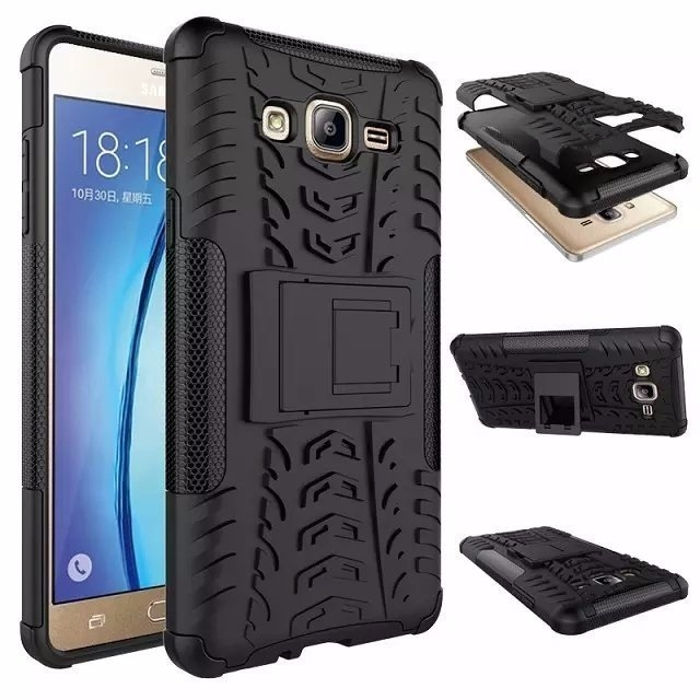 For Samsung On7 Case Luxury Hybrid TPU Shock Proof Silicone + Hard Case Cover For Samsung Galaxy On7 O7 G6000 Case Back Cover (20)