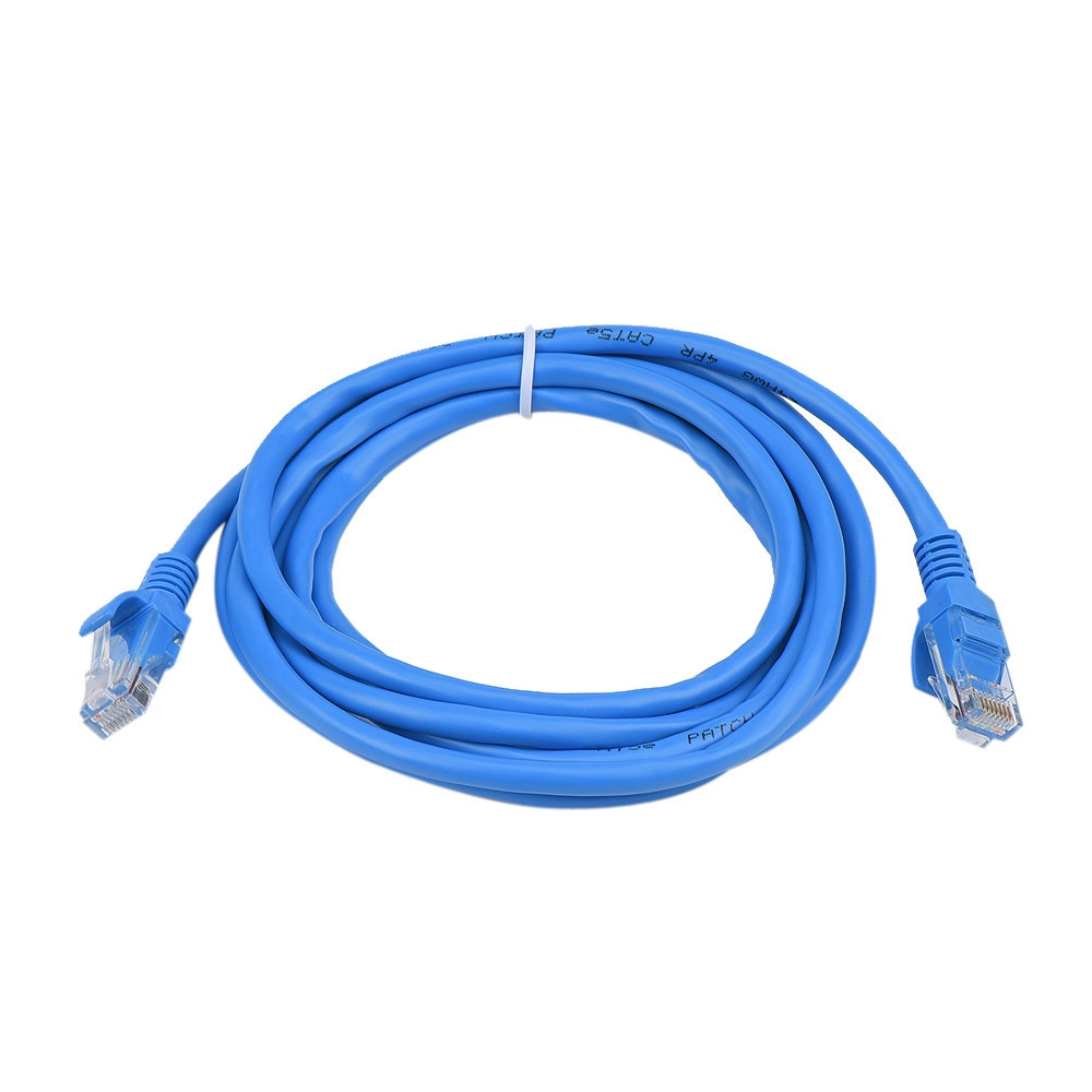 Buy Generic Cable 15m Blue External Outdoor Network Ethernet How To Make Cat5e 1x