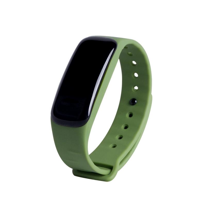 Generic Smart Bracelet Intelligent Blood Pressure Monitors Green M