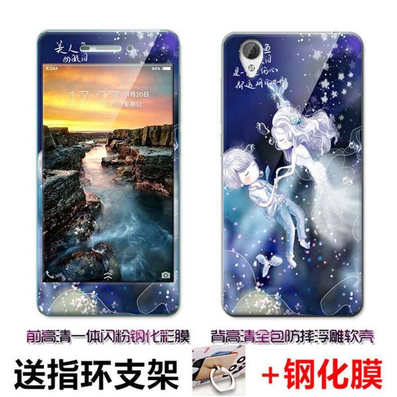 Oleophobic Coating - The tempered glass has an Oleophobic coating that prevents fingerprints & other contaminants which also make the film easy to clean. ...