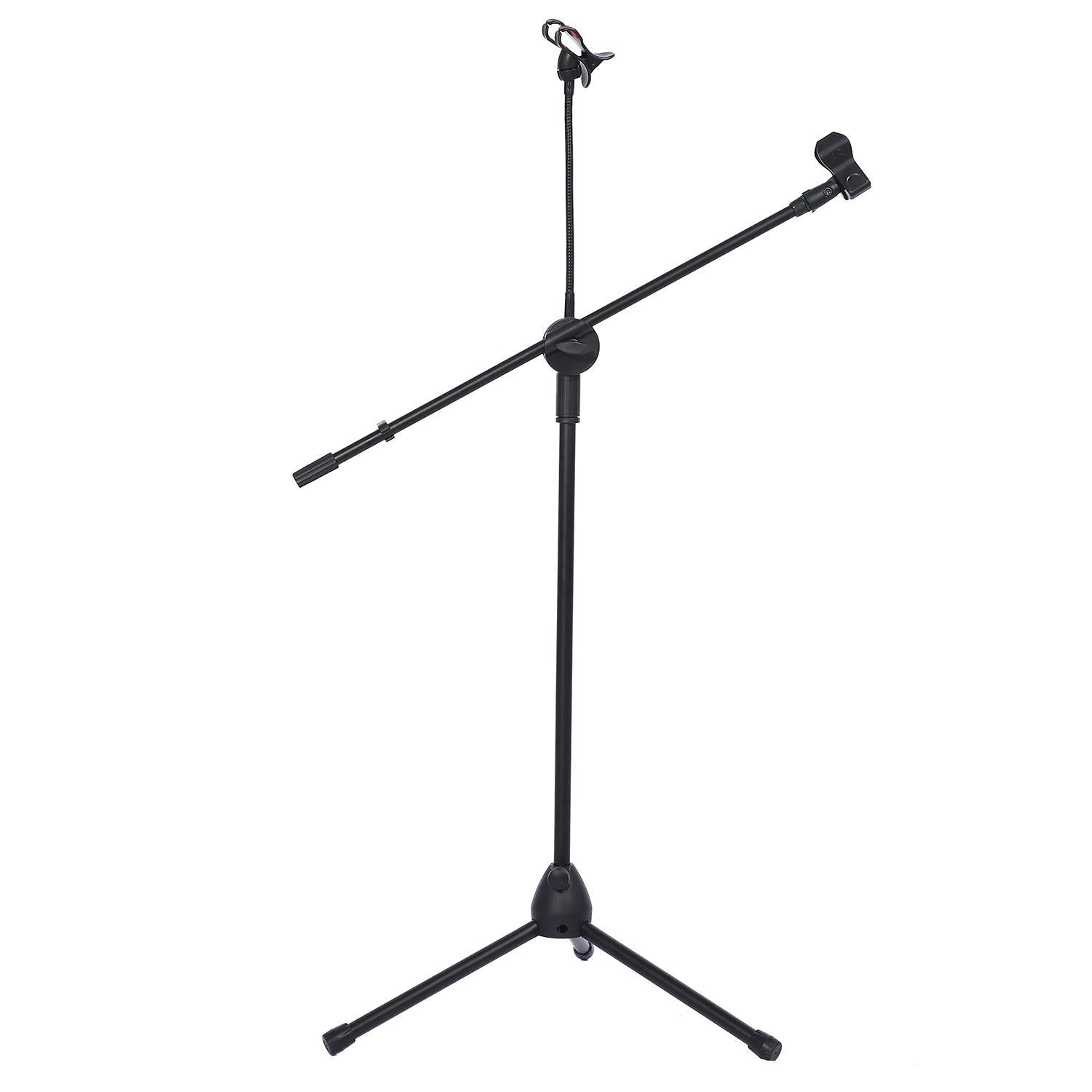 Generic Music Mic Microphone Stand Tablet Mount With 360° Swivel