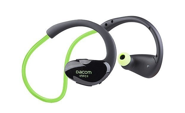 Dacom Athlete Bluetooth Headset Wireless Sport Headsfree Headphones Stereo Earphones Fone De Ouvido With Microphone