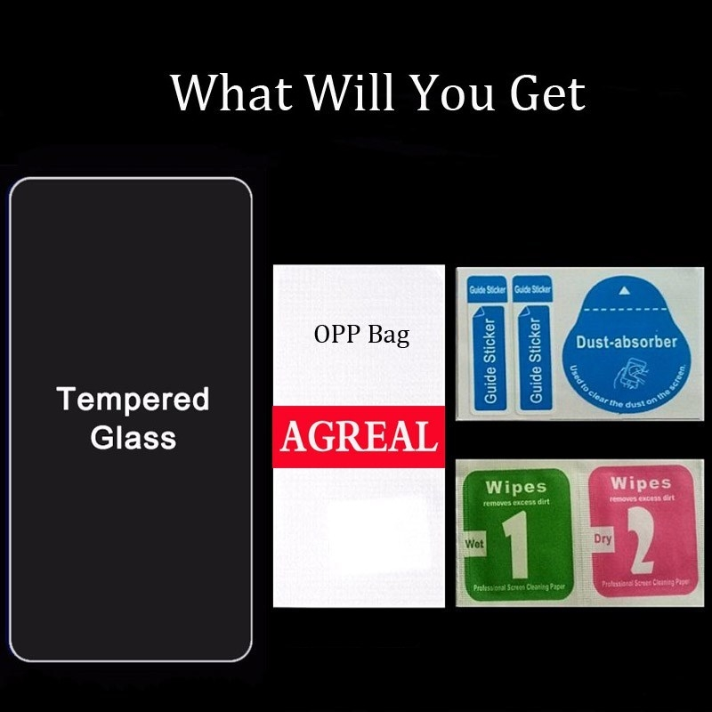 Premium 9H 2.5D tempered glass For Xiaomi Mi6 plus screen protector for xiaomi mi 6 Toughened glass Protective guard Film (12)