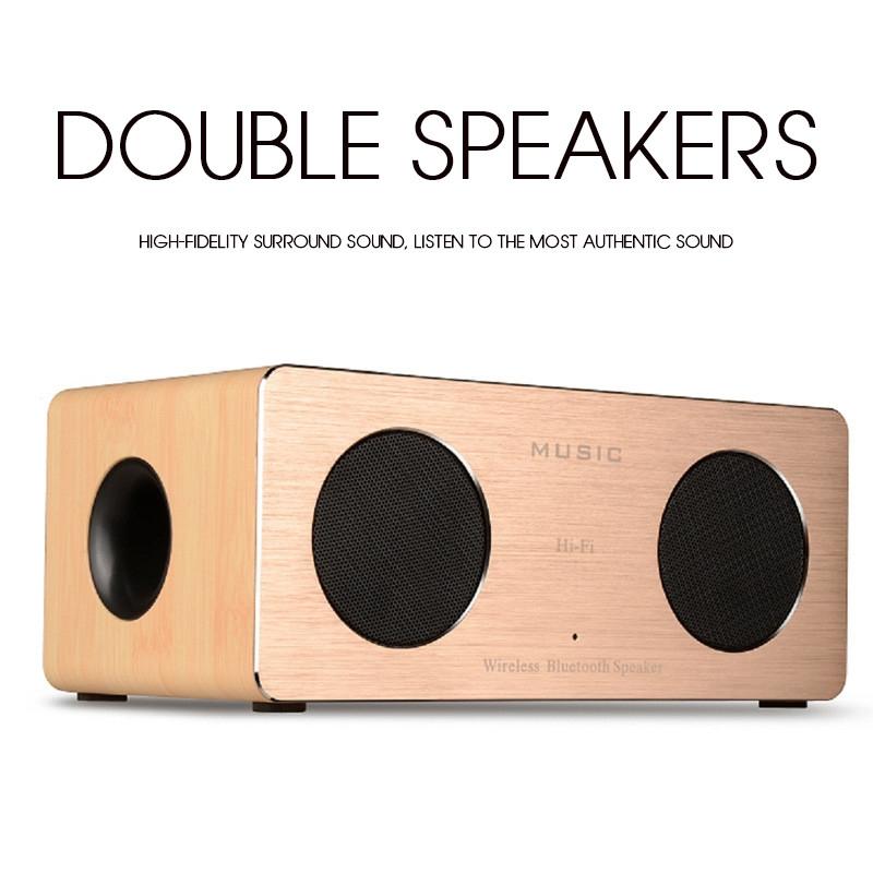 Generic Wireless Bluetooth Speaker HIFI Music Speaker