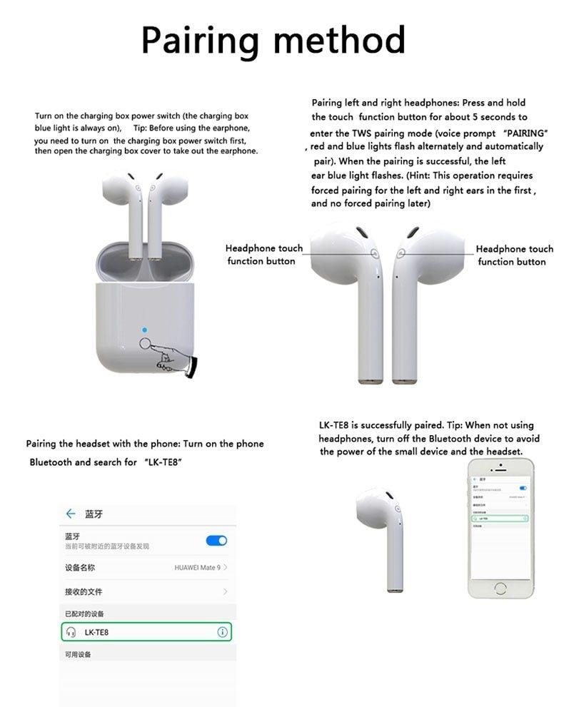 Wireless earphones long battery - apple wireless earphones iphone 8