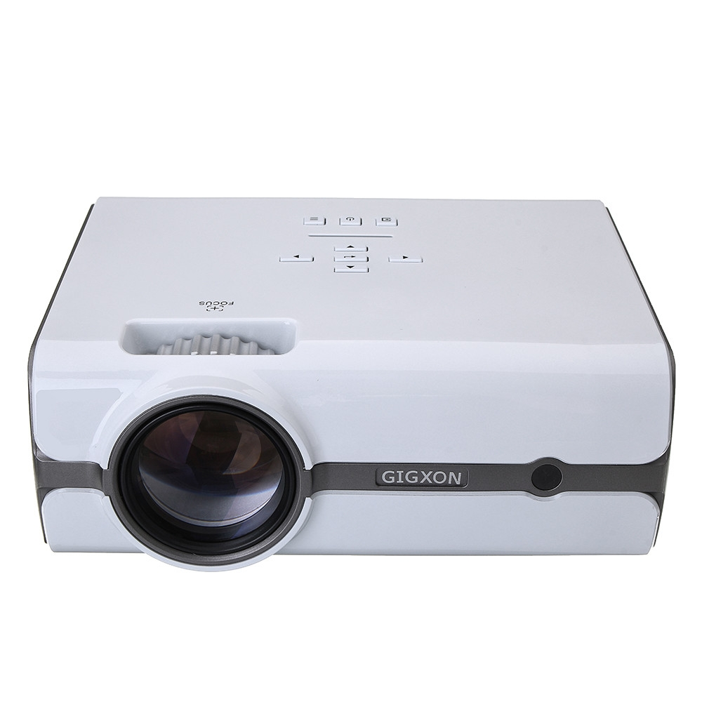 Generic Gigxon G45 1500Lumens Projector 800x480 Native