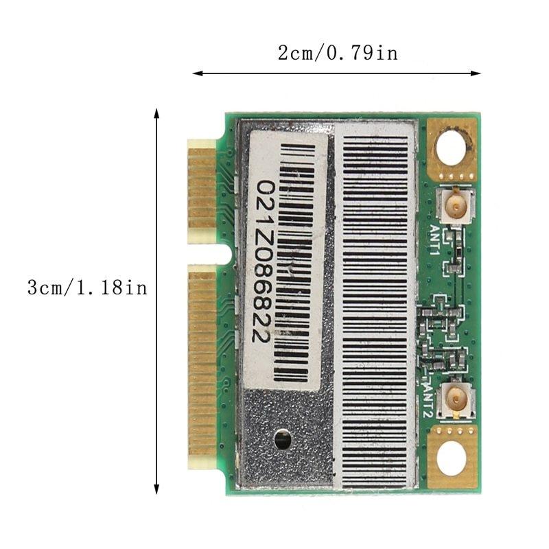 Generic Universal Wireless Card AR9285 AR5B95 Half Height