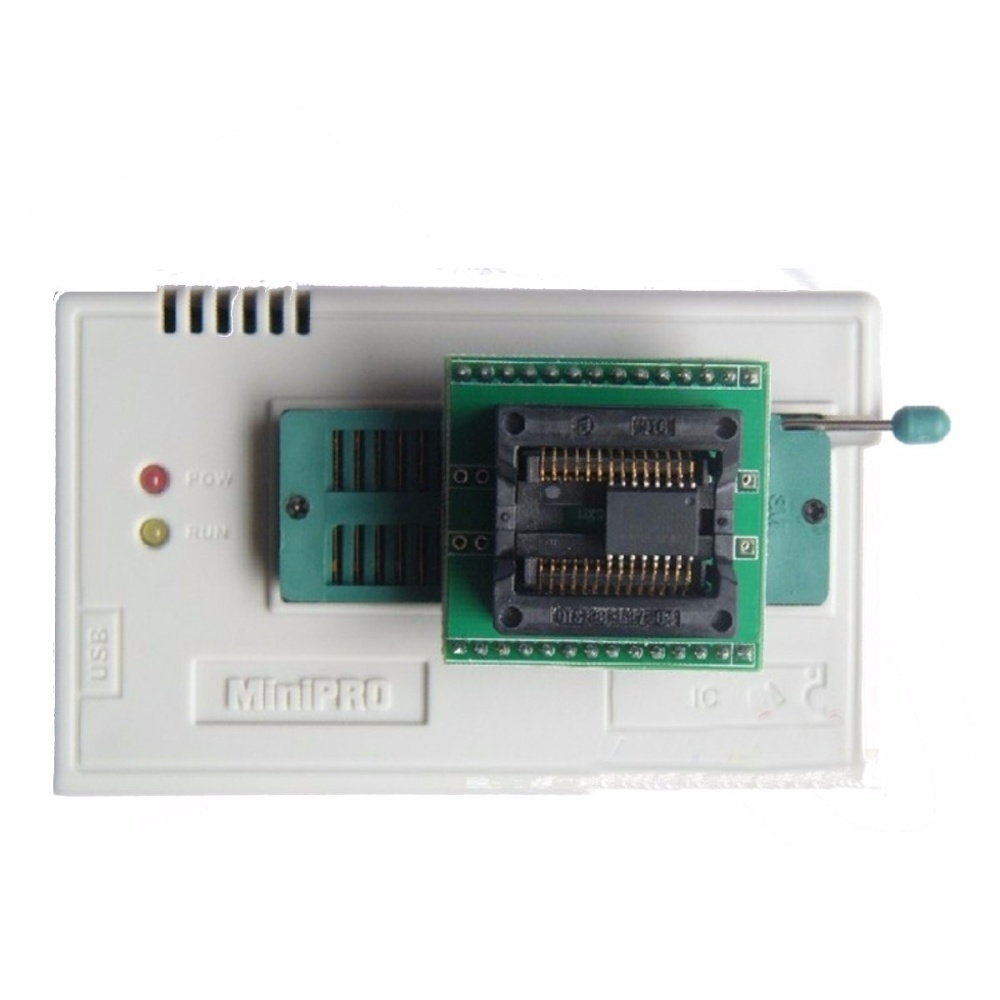 Generic TL866A USB Minipro Programmer 10x Adapter EEPROM