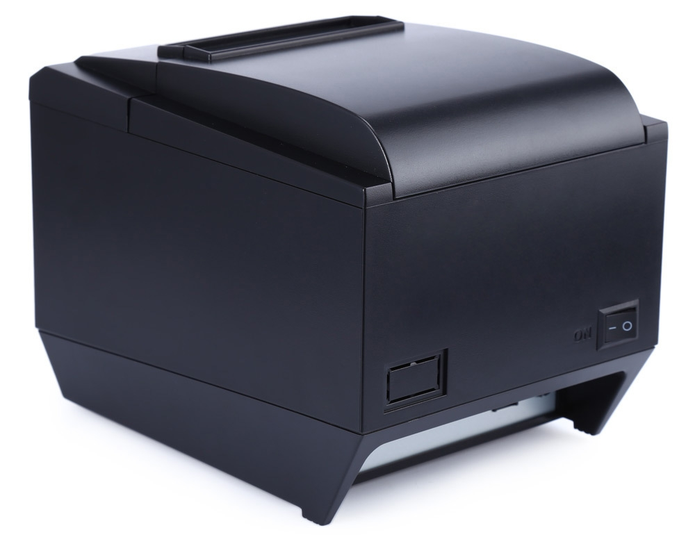 ZJ - 8250 POS Receipt Thermal Printer with 80mm Paper Rolls High-speed Printing