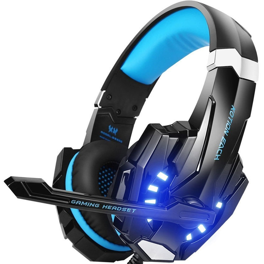 Generic Stereo Gaming Headset For Xbox one Controller PS4