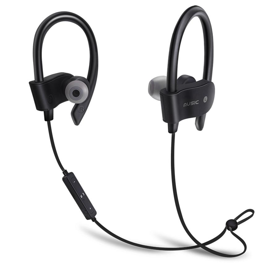 Generic 56s Sports Waterproof In Ear Wireless Bluetooth Earphone