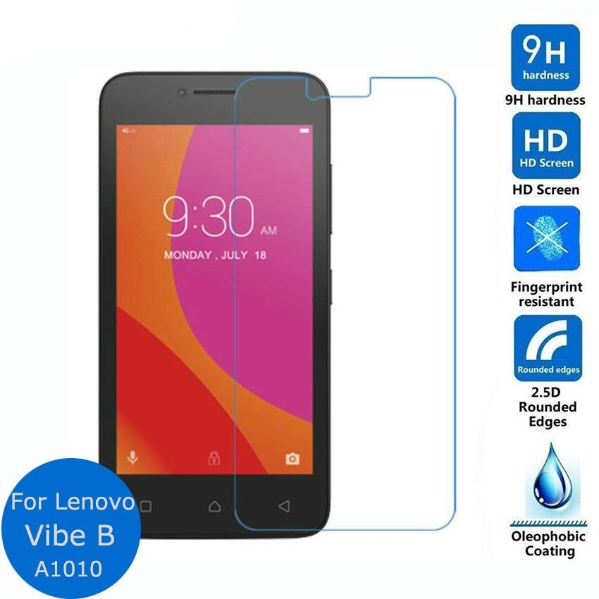 Generic For Lenovo A2016a40 Tempered Glass Screen Protector