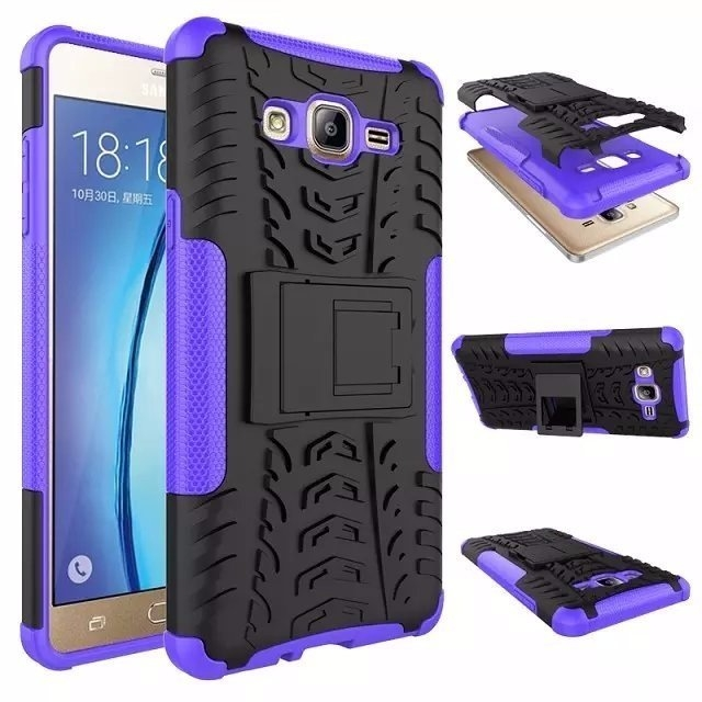 For Samsung On7 Case Luxury Hybrid TPU Shock Proof Silicone + Hard Case Cover For Samsung Galaxy On7 O7 G6000 Case Back Cover (19)