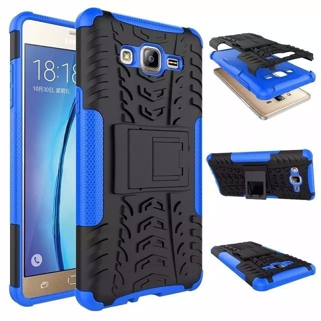 For Samsung On7 Case Luxury Hybrid TPU Shock Proof Silicone + Hard Case Cover For Samsung Galaxy On7 O7 G6000 Case Back Cover (18)