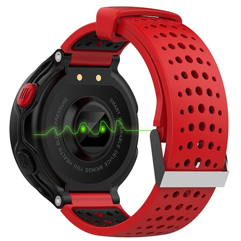 X2 Smart Watch IP68 Waterproof 4.0 Bluetooth 0.96 Inch Blood Pressure Tracker Heart Rate Sleep Monitor For Android IOS (3)