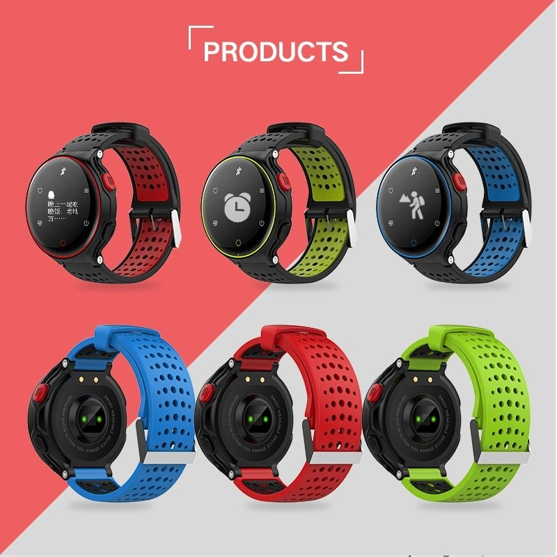X2 Smart Watch IP68 Waterproof 4.0 Bluetooth 0.96 Inch Blood Pressure Tracker Heart Rate Sleep Monitor For Android IOS (6)