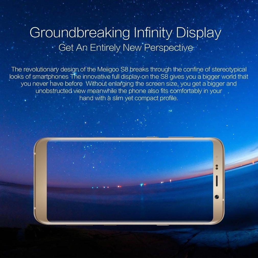 Generic HP 6 1 inch Meiigoo s8 Smartphone Octa-Core 4G 4GB+64GB