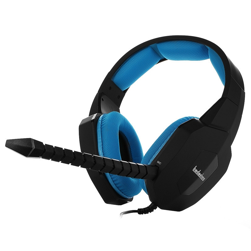 Generic Earphone Gaming Headset Headphone Gamer PC Stereo