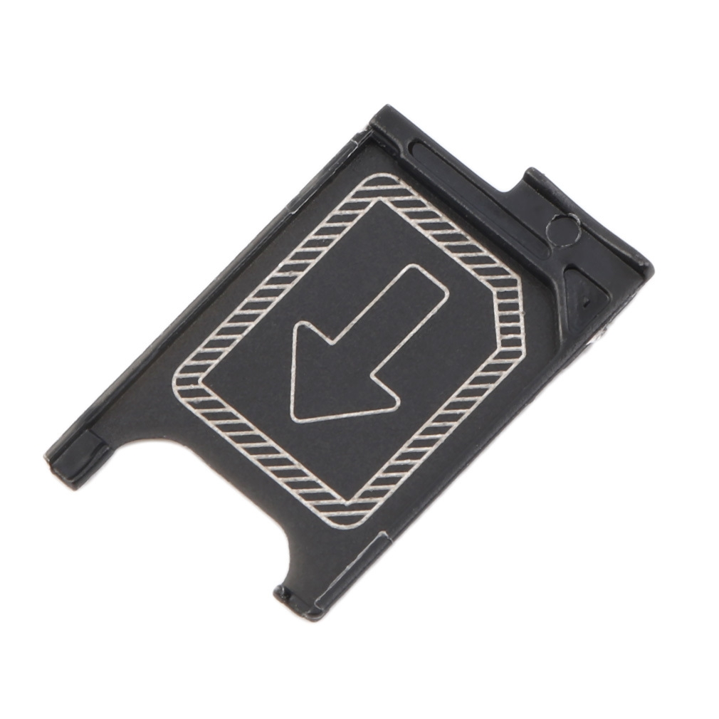 Buy Allwin Micro Sim Card Tray Holder Slot Replacement For Sony Xperia Z2 Image